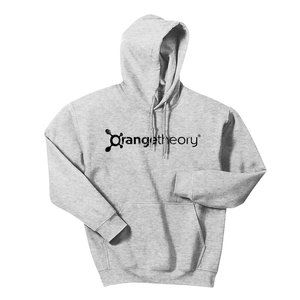 Orange Theory Heavy Blend Hoodie ASH